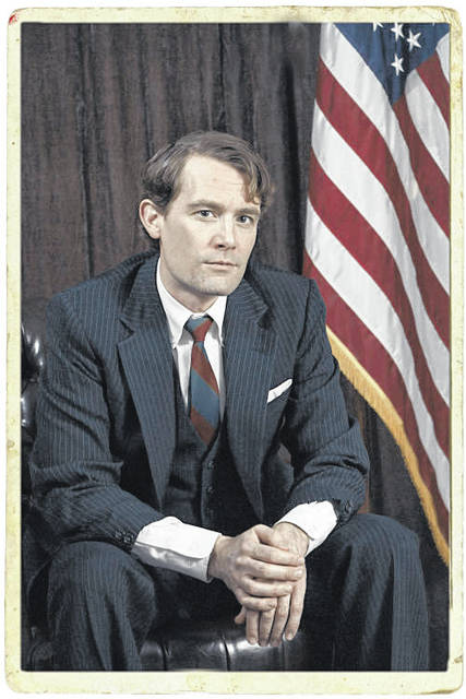 Meier as Robert Kennedy