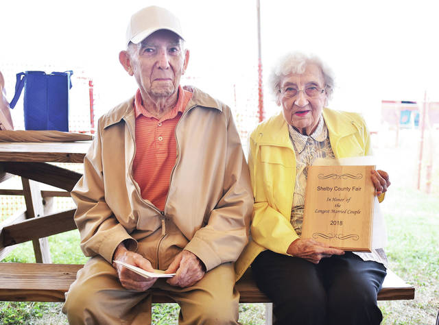 Kroger Sidney Ohio >> Fair celebrates senior citizens - Sidney Daily News