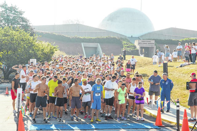 This year's Run to the Moon will be held Saturday, July 21, at the Neil Armstrong Air & Space Museum in Wapakoneta.