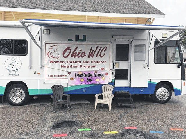 The Ohio WIC (Women, Infants and Children) Nutrition Program is providing a camper at the Shelby County Fair for breastfeeding mothers to have a location to feed their infants. The breastfeeding friendly zone will be open each day during the fair.