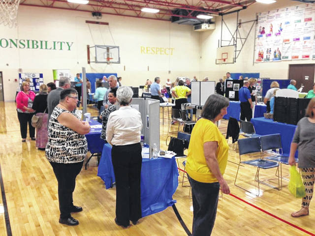 More than 30 groups and agencies will have displays at the third annual Community Connections Expo to be held on Tuesday, Oct. 2, at the Senior Center of Sidney-Shelby County in Sidney.