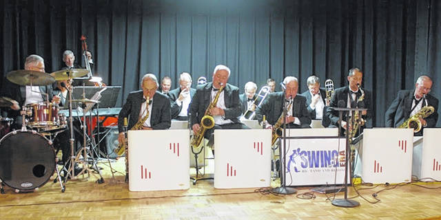 The Swing Era Band will perform a free concert, Aug. 9, in Piqua.