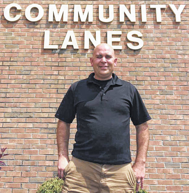 Chris VanMeter, of Anna, is a retired Shelby County Sheriff's Deputy and the new owner of Community Lanes bowling alley.