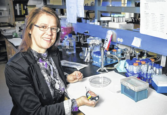 Kate Excoffon, professor of biology in the College of Science and Mathematics, received $1.8 million in funding from the National Institute of Allergy and Infectious Diseases to research an anti-viral therapy to combat respiratory infections.