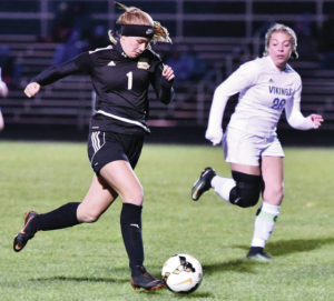 Girls soccer: Late goal costs Sidney in sectional semifinal