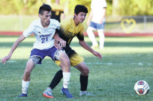 Boys soccer: Botkins falls 3-2 in overtime to Miami East