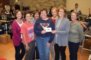 St. Michael's donor wins summer blood drive prize