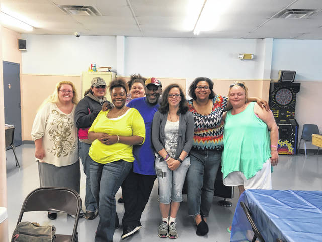 Participants in a recent Getting Ahead class are learning how to improve their circumstances. Match Day gifts will support the Getting Ahead program and meals at the Alpha Community Center in Sidney.