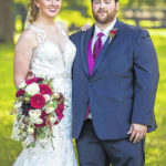 Couple wed in Dayton