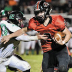 Football: Fort Loramie's offensive line has dominated