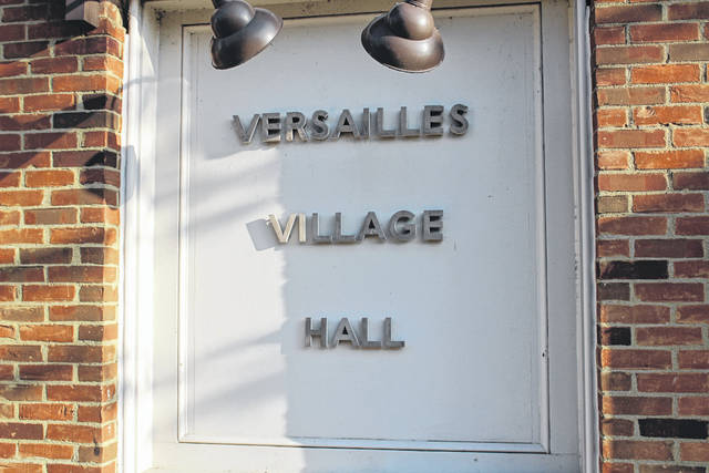 Versailles Village Council approved its five-year CIP plan Wednesday. The village will finance a new ambulance in 2019, among other infrastructure and equipment purchases.