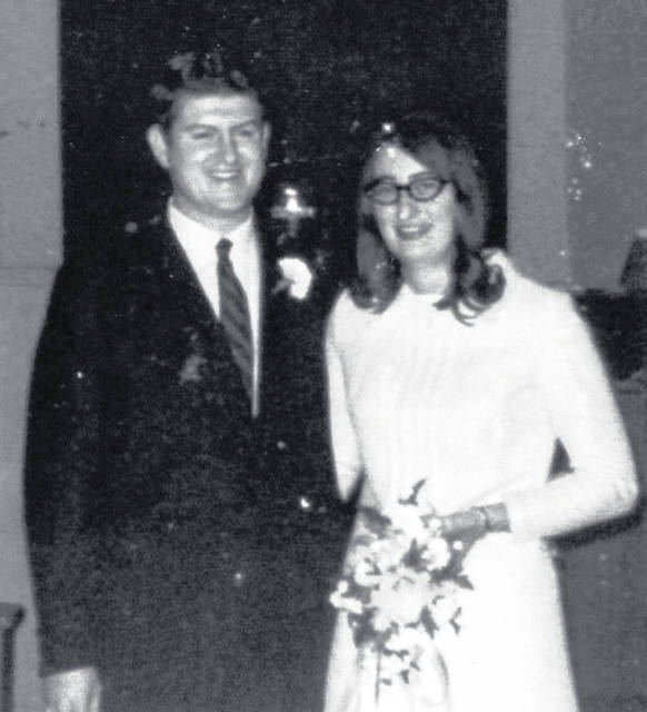 Wedding Day, 1968