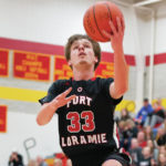 Boys basketball: Fort Loramie shuts down New Bremen late for 37-33 win
