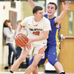 Boys basketball: Minster pulls away late from Russia to 68-46 win