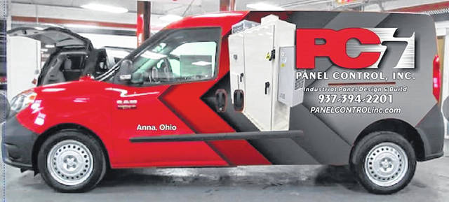 Panel Control Inc. is located at 107 Shue Drive, Anna.