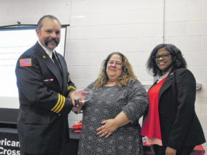 Red Cross honors partner agencies