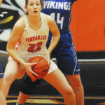 Girls basketball: Versailles survives scare from Miami East