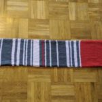 German train company buys commuter's 'delay scarf'