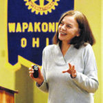 Astronaut's wife shares story
