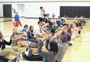 FCCLA groups host homecoming for students with disabilities