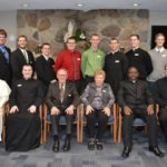 Seminarians and religious receive scholarships