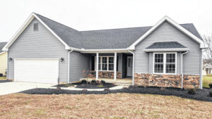 UVCC students complete house to sell