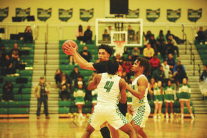 Boys basketball: Sidney finishes strong to beat Northmont