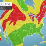 Moon to turn red Sunday