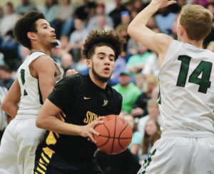 Boys basketball: Sidney crushes Greenville in final GWOC game