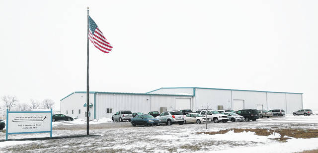 Buckeye Electrical Products, located in Botkins, now has 40 employees.