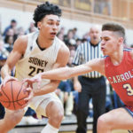 Boys basketball: Strong defense helps Sidney beat Carroll to open sectional