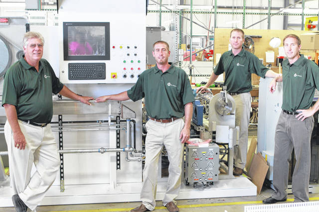 Tim Geise has handed the reins of Electro Controls over to his sons, Kevin Geise, Jason Geise and Chris Geise.