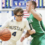 Boys basketball: Intense performance helps Anna beat Russia