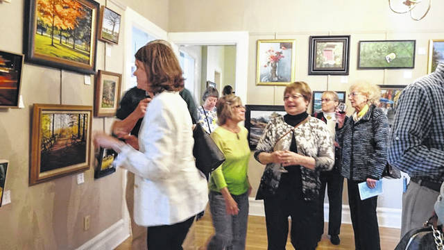 The annual Spring Fling is one of Gateway Arts Council favorite events.