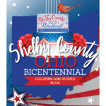 Shelby County Bicentennial Coloring & Puzzle book