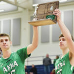 Boys basketball: Anna can't get going in regional final loss