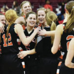 Girls basketball: Minster dominates Cornerstone Christian, advances to D-IV state final