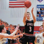 Boys basketball: Jackson Center edges Russia 46-45 in sectional final