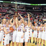 Girls basketball: Minster repeats as Division IV state champion