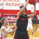 Boys basketball: St. Henry pulls away late to end Minster's season