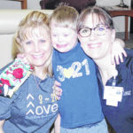 Down Syndrome Day celebrated with sock donation