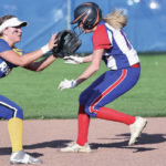 Softball: Jalynn Stanley helps Riverside rally for 14-10 win at Russia