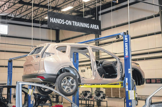 Honda of America opens training center - Sidney Daily News