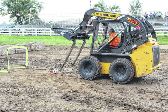 Apple Farm Service will host Skid Steer Rodeos at the Montgomery County, Clark County, Preble County and Miami County fairs.
