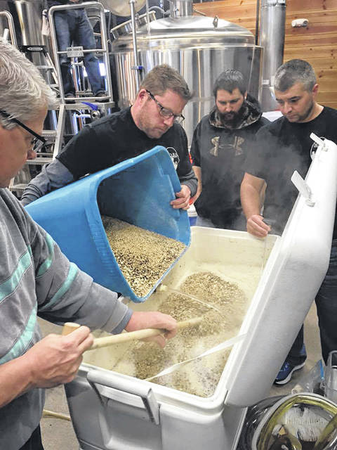 Garage brewers and weekend hops warriors can enter their favorite beverage into the area's first Beer Judge Certification Program homebrew competition.