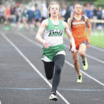 Track and field: Shoemaker setting records at Anna