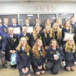 Anna FFA has success at the 91st State Convention