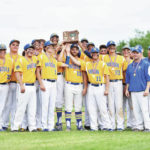 Baseball: Monnier helps guide Russia to 3rd straight district title