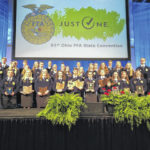 Houston FFA members attend state convention