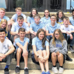 Holy Angels honors eighth-grade students